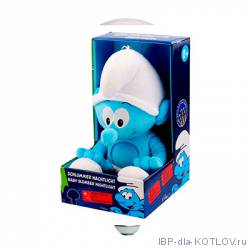 ANSMANN Smurf slumber nightlight